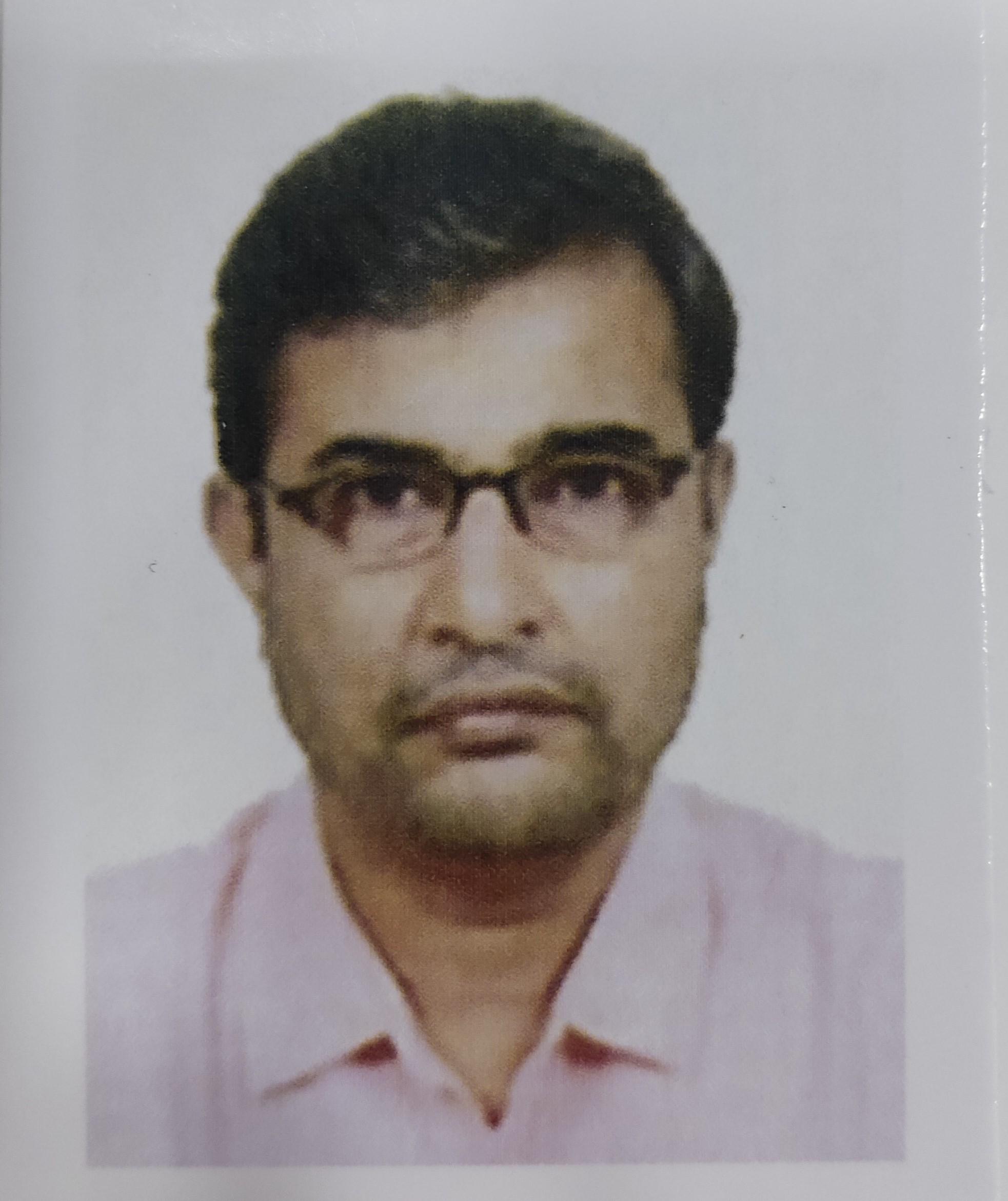 Rajesh B Shah